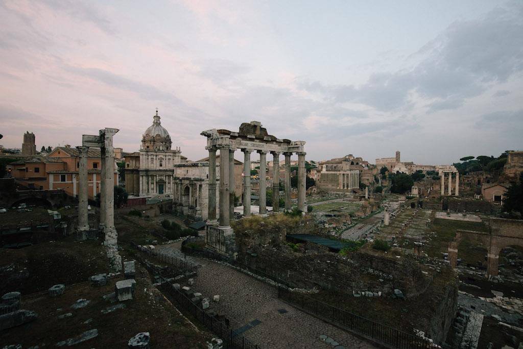 Rome sights