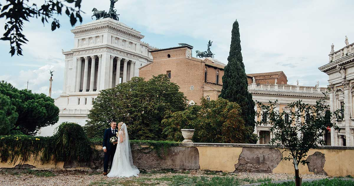 10 best spots for wedding photos in Rome