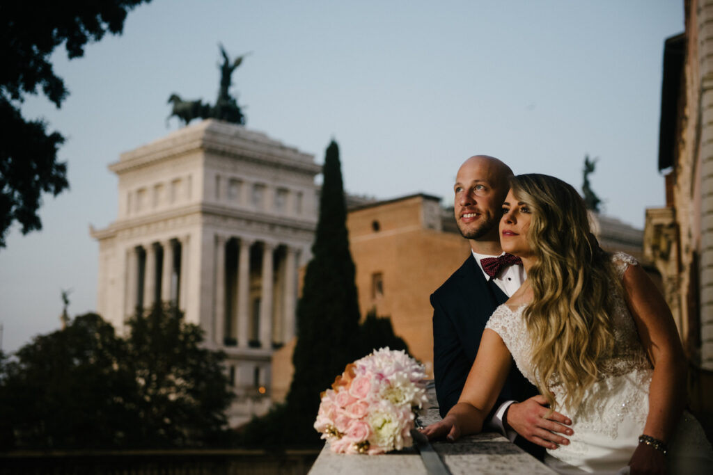Wedding pictures Rome
